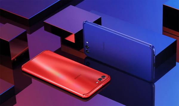 Honor View 10, smartphone top di gamma disponibile in Europa