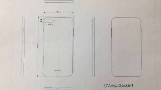 Nuove conferme sulla ricarica wireless di iPhone 8