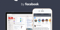 Facebook lancia Workplace: disponibili versione web e per iOS