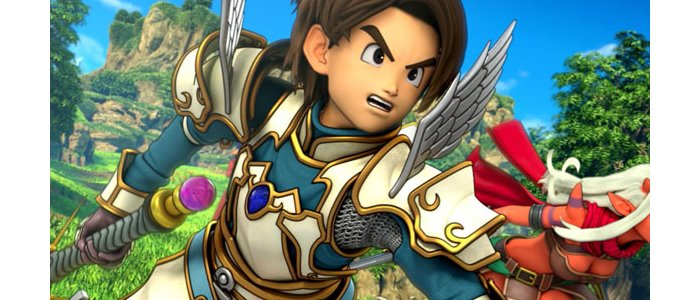 Dragon Quest X, su PS4 nove minuti di gioco