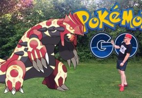 Pokemon Go: appare il leggendario Groudon