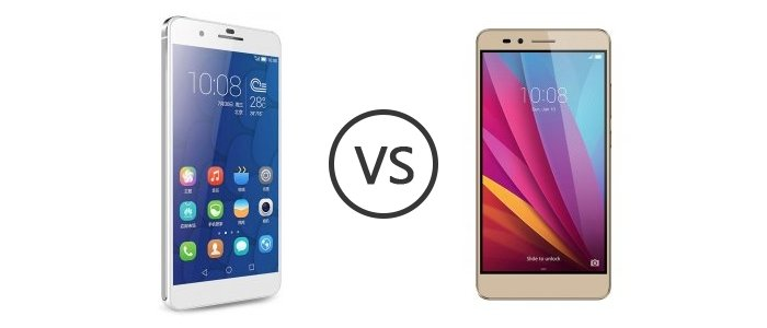 Huawei Honor 6X vs Honor 5X, due smartphone a confronto