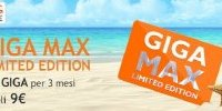 Wind: torna Giga Max Limited Edition con 10GB a 9 euro. Come attivarla