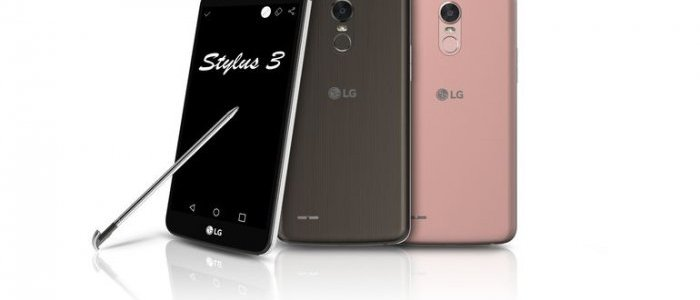LG presenta LG Stylus 3, l'alternativa al Samsung Galaxy Note