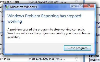 Windows risoluzione errori