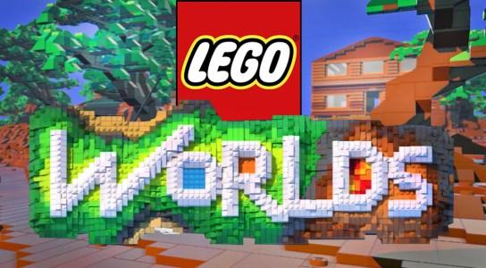 Lego Worlds, rivelata la data di uscita del videogioco su console