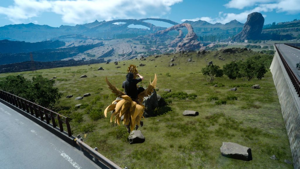 Final Fantasy XV Chocobo
