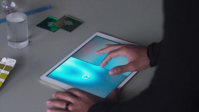 iPad senza tasto home