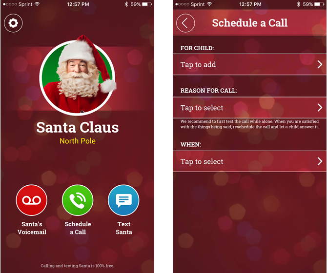 iphone-a-call-from-santa
