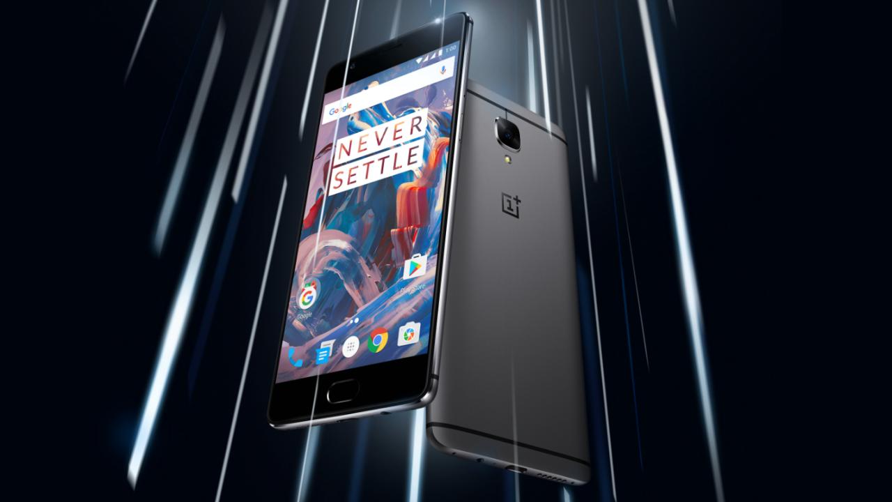 OnePlus 3T atteso per il 15 novembre