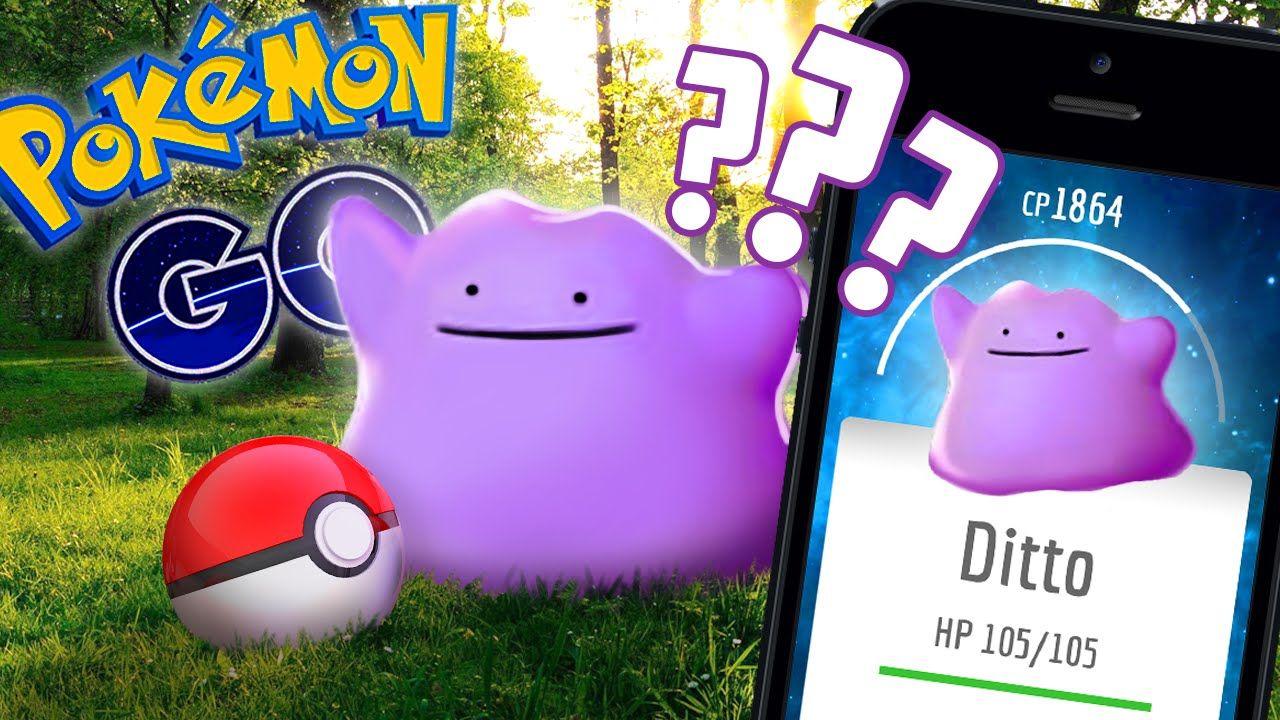 Pokémon Go, arriva Ditto: dove trovarlo e come catturarlo