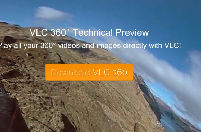 VLC ora supporta i video a 360 gradi, l'aggiornamento a dicembre
