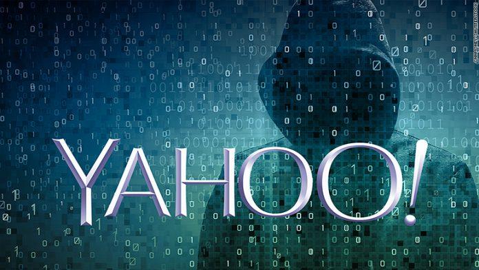 account Yahoo hacker