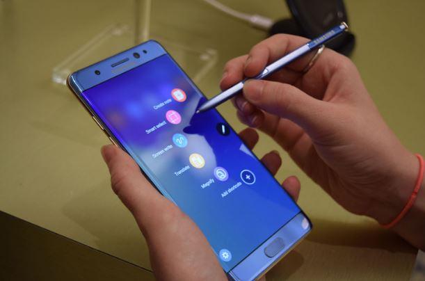 Samsung Galaxy Note 7 presto inutilizzabile, nuovo aggiornamento in arrivo