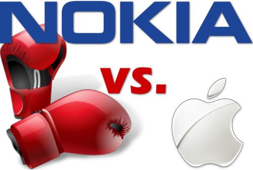 Nokia accusa Apple di violazione di brevetti