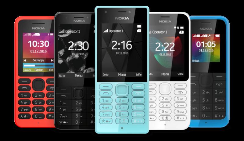 Nokia è tornata con cellulari che ricordano quelli di una volta