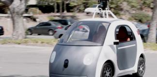 veicoli a guida autonoma Google